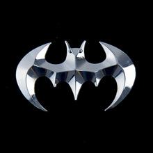加厚实心金属壁虎蝙蝠车贴立体个性贴画汽车装饰用品庇护尾标贴纸