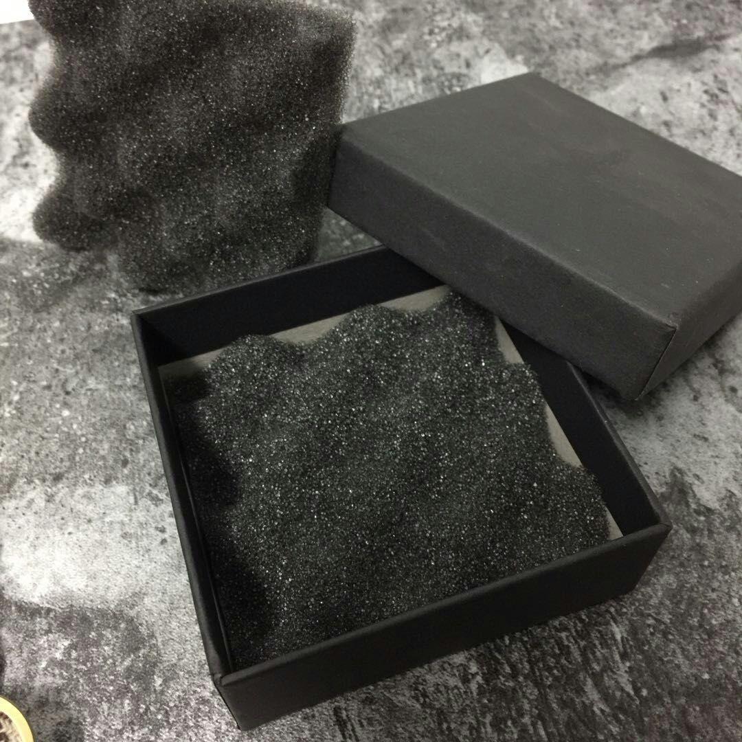 耳钉配件简约小礼品盒纸质戒指饰品盒项链耳环礼品包装盒现货批发