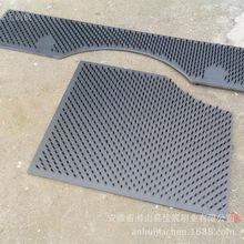 供應組裝式轉塔沖床毛刷 數控沖床台面毛刷 磚塔機床用的pvc板刷