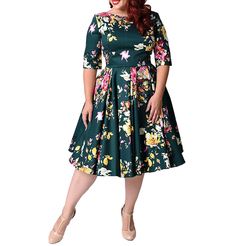 plus size dress (1)