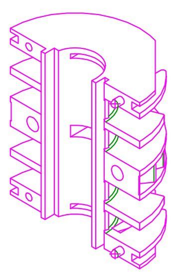 厂家直销 骨架 塑胶骨架 胶芯 变压器骨架  BASE底座 BOBBIN