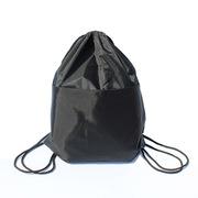 现货涤纶束口背包袋布袋拉绳袋尼龙抽绳袋通用环保袋定制logo