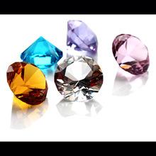 水晶玻璃钻石 手机眼镜珠宝柜台装饰品现货批发创意婚庆道具摆件