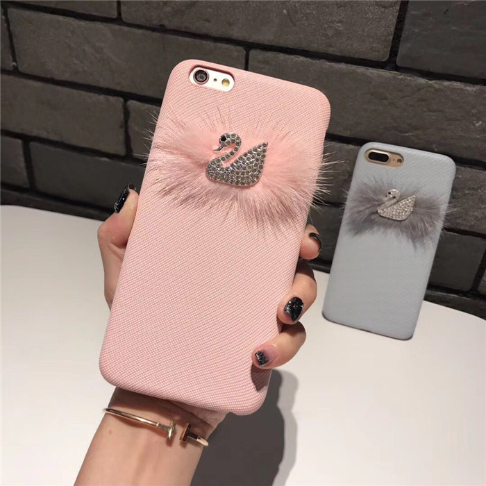 Luxury fashion Apple X explosion models 貂 XS max shell 8p/7p/6s plus anti-fall skin pattern anti-fall XR