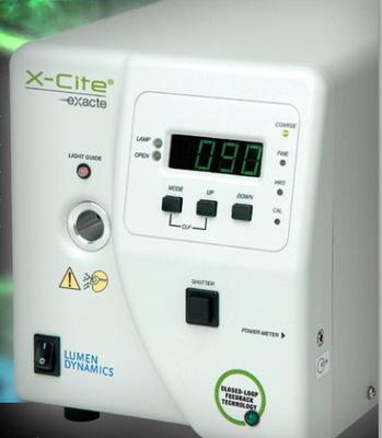 显微镜光源固化设备 LUMEN DYNAMICS路明 X-Cite® exacte