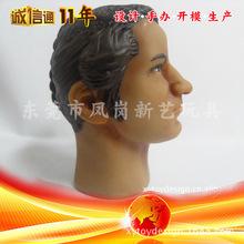 玩具厂注塑模具加工游戏玩偶生产 泥雕设计 蜡样复模 3D设计手办