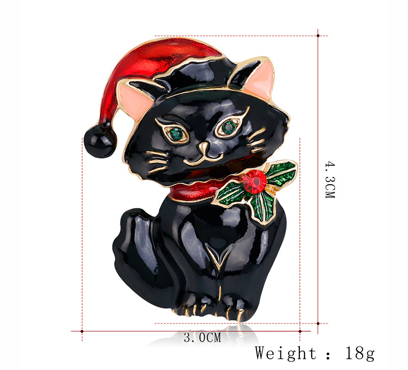 Cartoon alloy plating brooch (AL170-B)NHDR1926-AL170-B