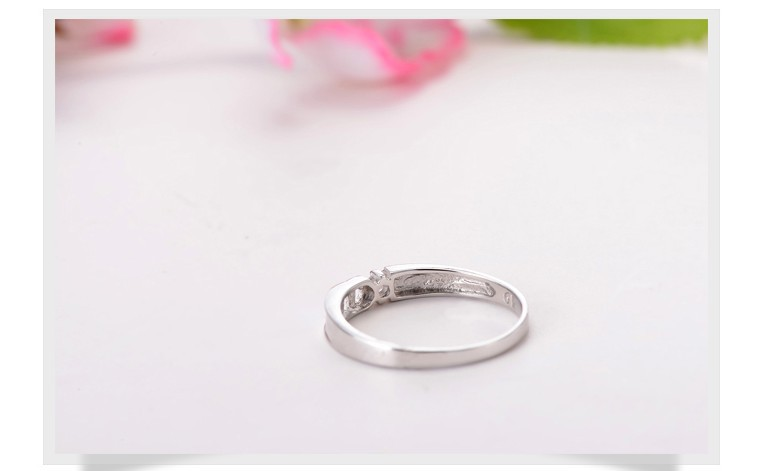 Alloy Simple Geometric Ring(male) NHQL0100-male