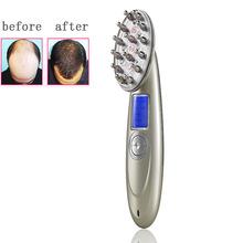 韩国RF射频美发刷声波电动光疗美发仪家庭多功能激光美发电动仪器