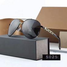 2018新款板材品牌偏光男士太阳镜 个性太阳镜 时?#24515;?#38236; 代发5025