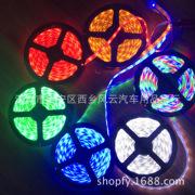 特价 汽车led灯带滴胶防水3528软灯条5米灯条室内装饰灯60珠一米