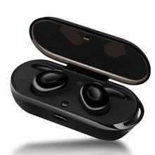 跨境专供tws无线蓝牙耳机 挂耳式迷你双耳蓝牙耳塞无线运动