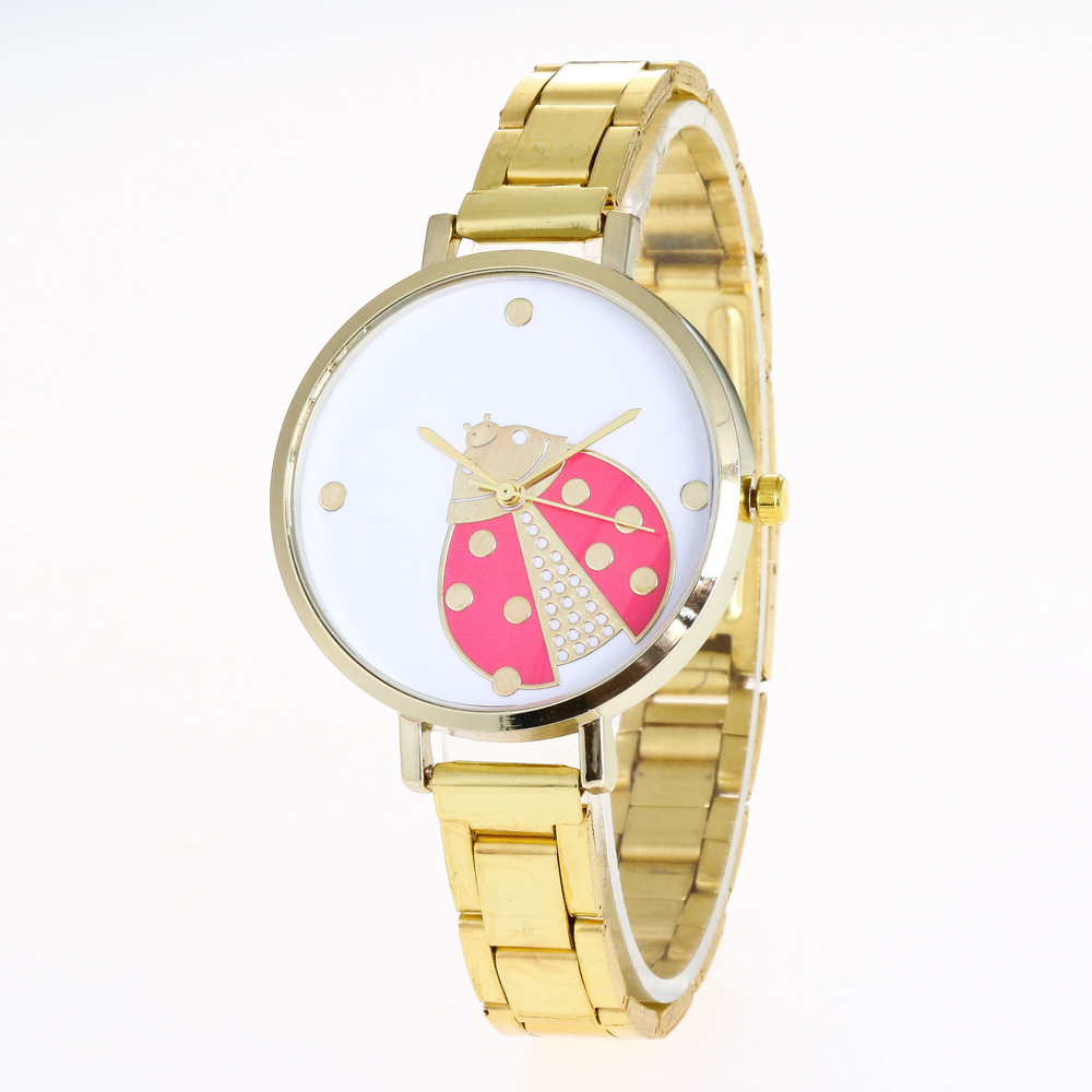fashion Watch (Gold)NHHK0841-Gold