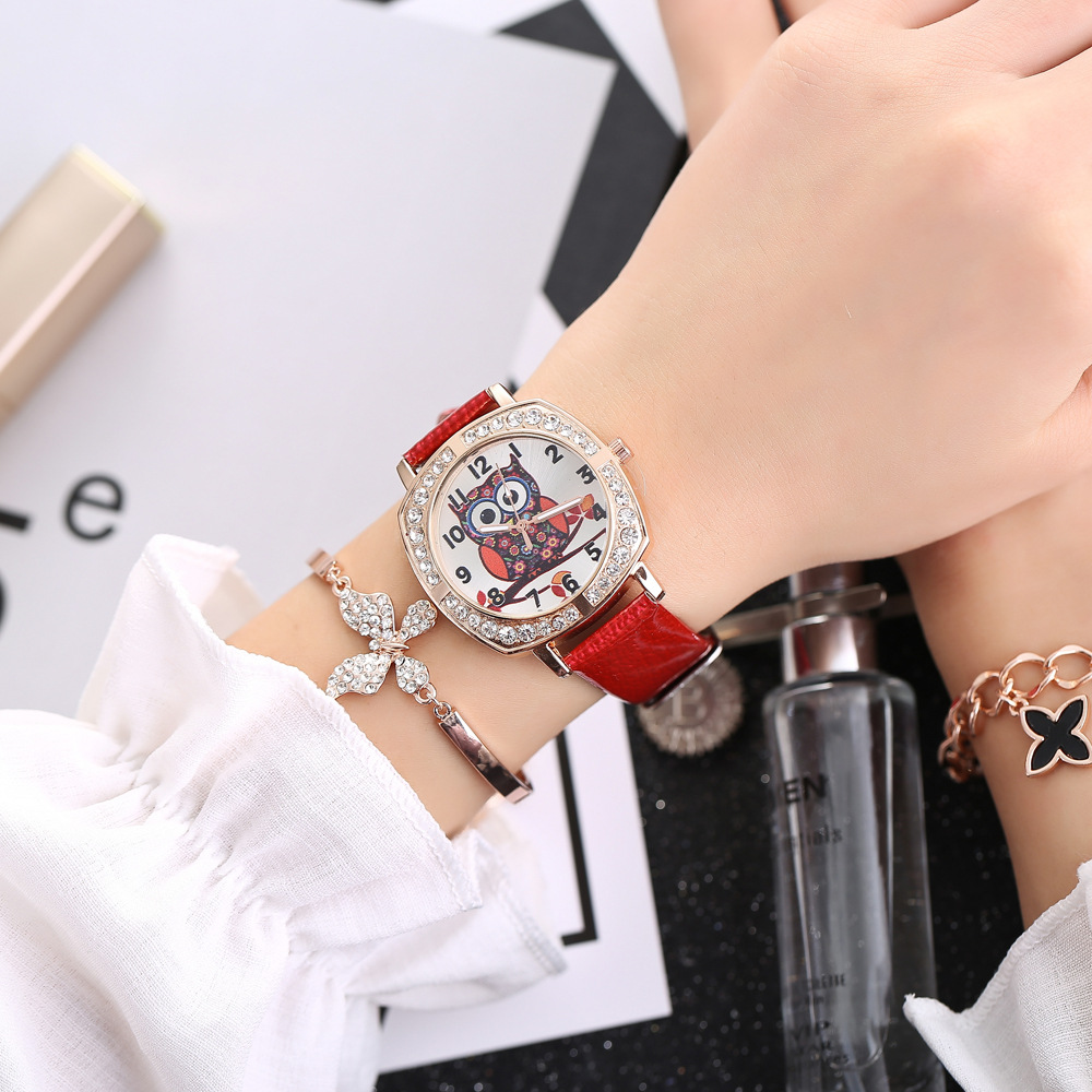 FashionWomen watch(white) NHHK1029-white