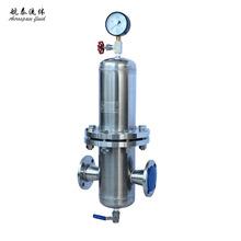 山东供应不锈钢精密蒸汽过滤器 卫生级蒸汽过滤器 蒸汽过滤器A-1