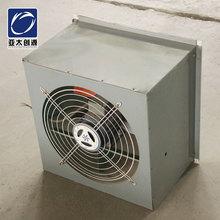 厂家直销低噪音方形壁式轴流风机220v边墙风机带防虫网