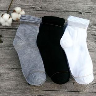 Мужской в носки осень черный, белый и серый земля стенд носок твердый полиэстер в чулки пробег река озеро носок фут земля стенд носки