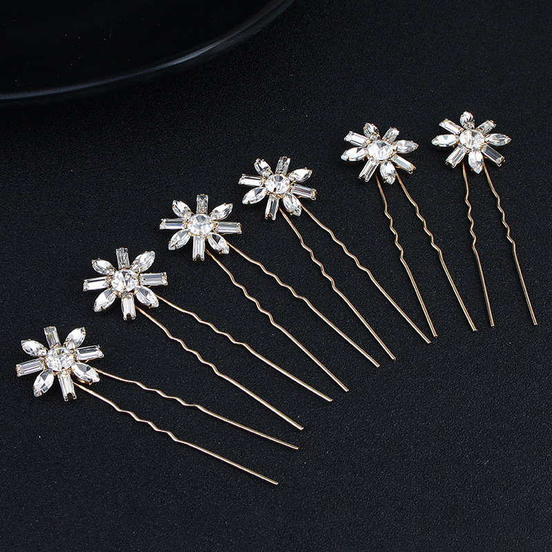 Alloy Fashion Geometric Hair accessories  Alloy NHHS0273Alloy