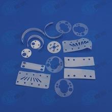 【德氟】厂家专业定制纯四氟垫片 膨胀四氟垫片 来图来样定制加工