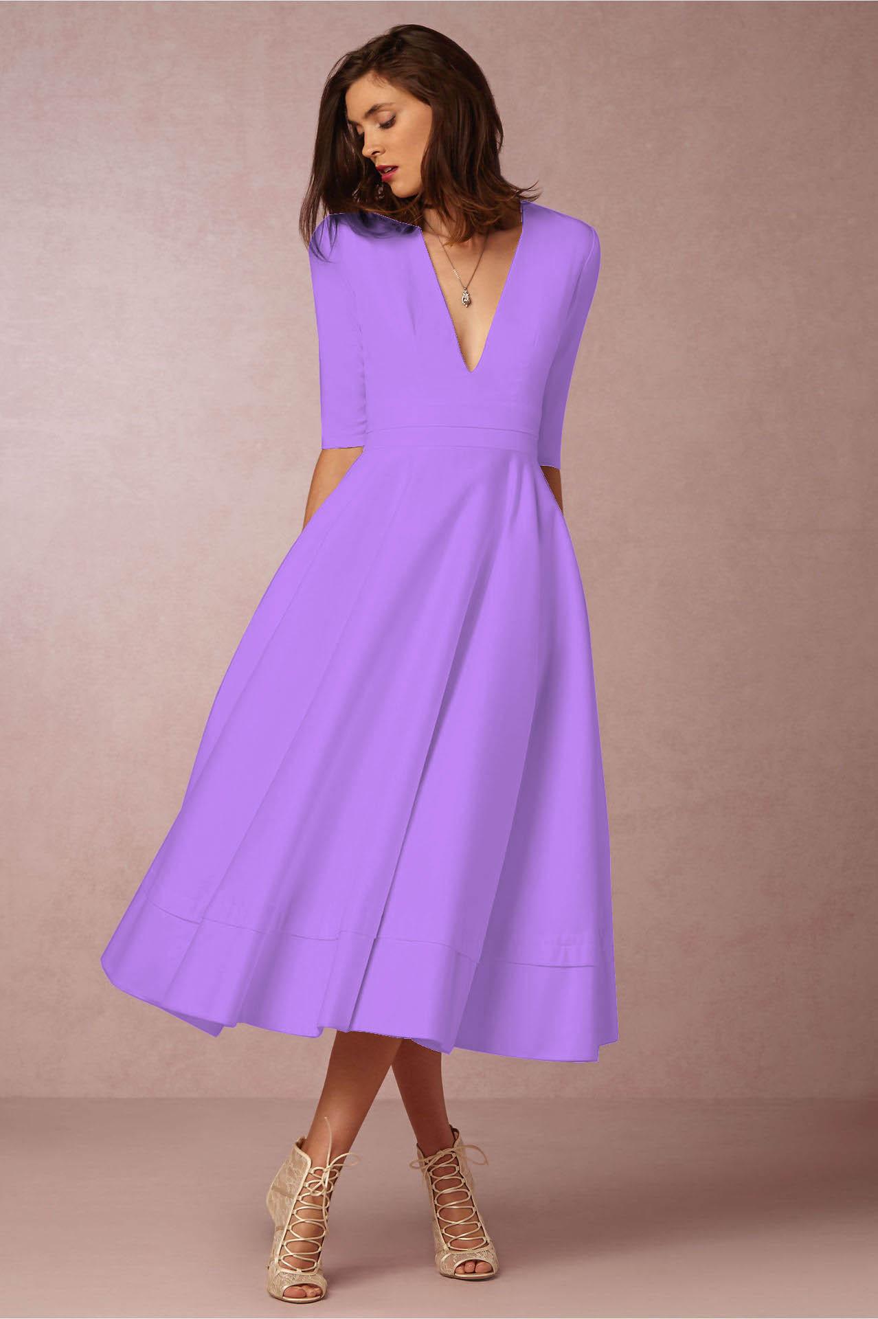 209浅紫色