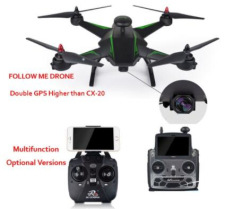 T50 professional aerial intelligence RC drone FPV Flying RC Aerial Camera RC Quadcopter with 3-Axis Gimbal 10000mAh battery