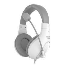 聲籟A566N頭戴單孔耳機筆記本平板電腦手機通用立體耳麥工廠批發