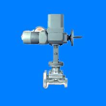 河南高中压阀门厂家直供ZAZT型电动隔膜调节阀