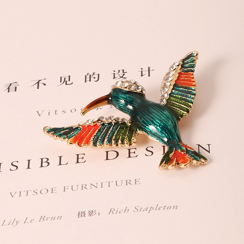 Fashion Alloy plating brooch Animal (Main picture)NHGY1616-Main picture