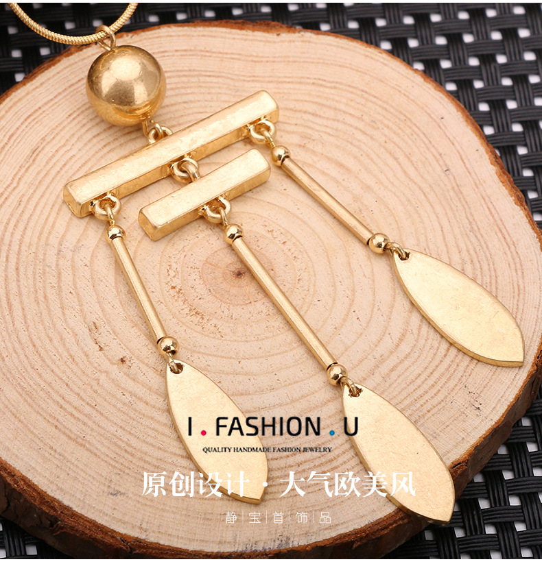 Occident and the United States alloynecklace NHBJ0210