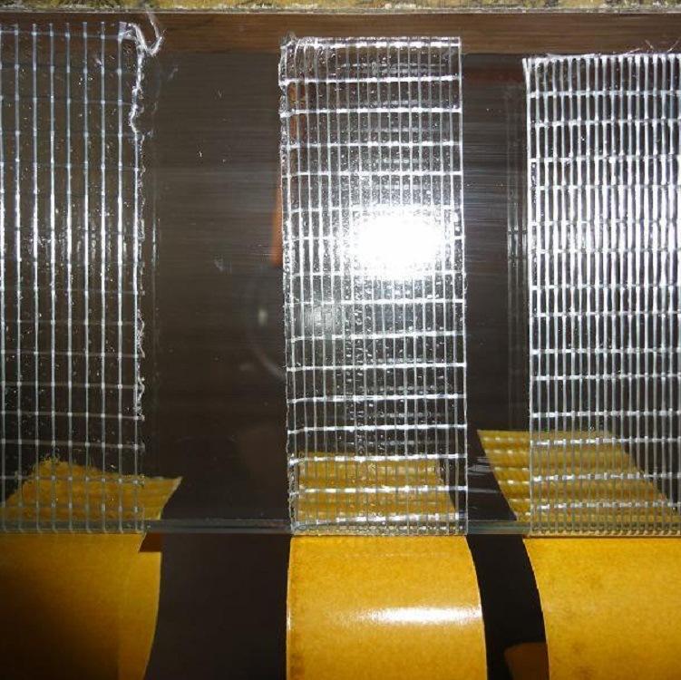 厂家直供网格玻璃纤维双面胶带高?#35802;?#32500;胶纸双面胶强?#35802;?#32500;胶带
