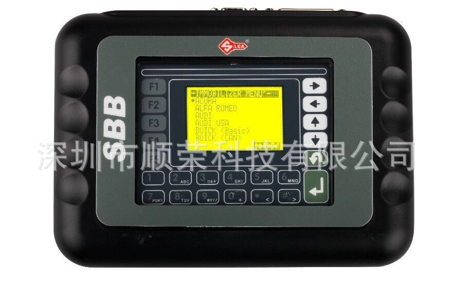 外贸批发 SBB Key Programmer SBB V33.02 汽车钥匙匹配仪
