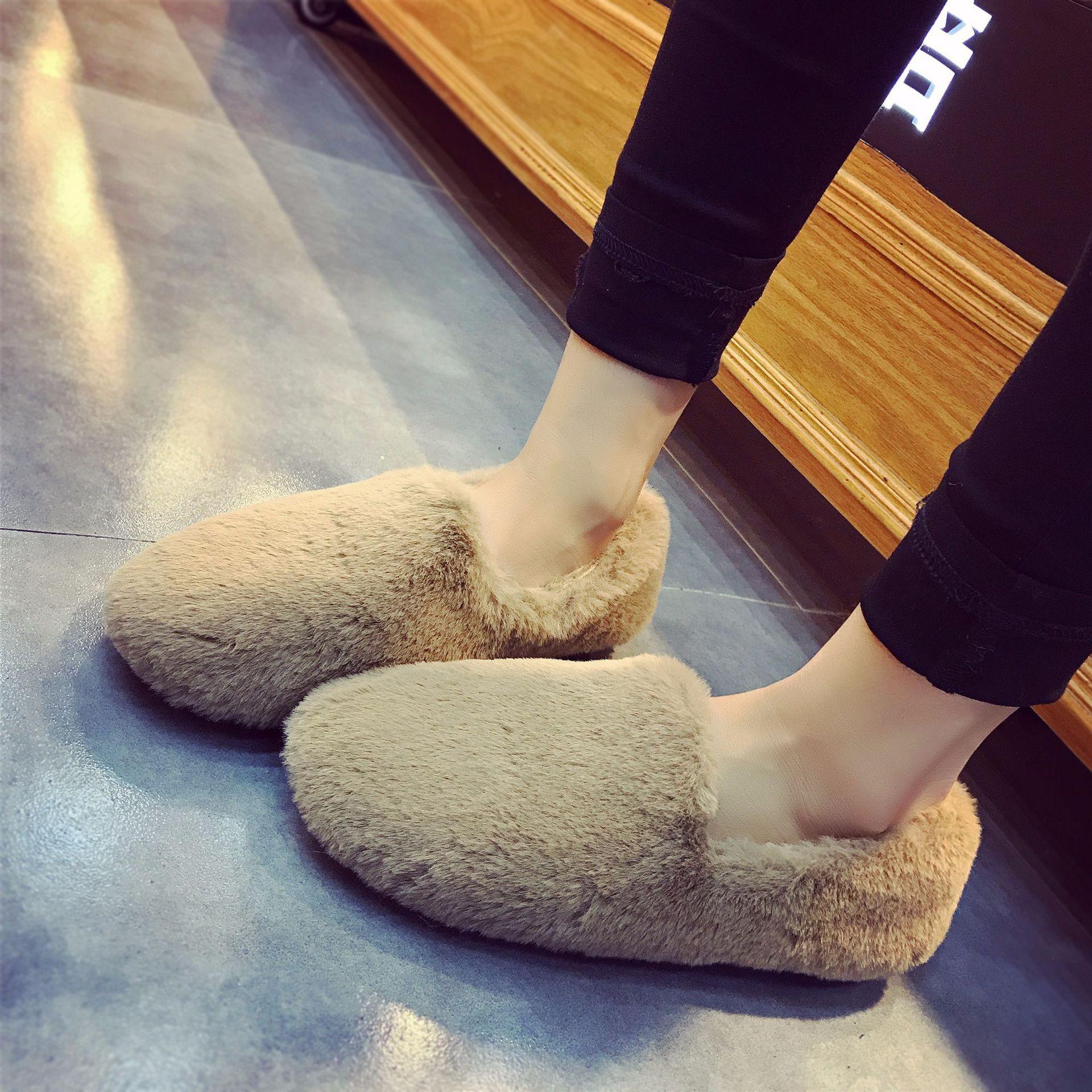 【616】免运费!冬季新款时尚棉鞋保暖舒适潮流女款