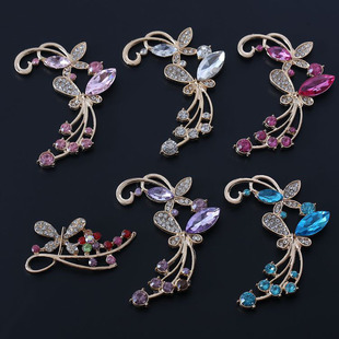 Plum Blossom Butterfly Butterfly Love Flower Phone Case Accessories Jewelry Accessories DIY Handmade Diamond Material Wholesale
