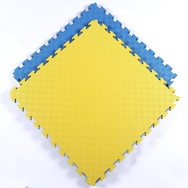 跆拳道垫子 舞蹈房垫子 eva地垫 80*80二级垫子 拼接垫子 泡沫垫