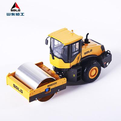 山东临工礼品 压路机模型9100001056精美高档礼品玩具模型