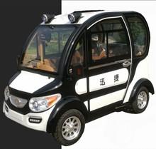 廠家批發迅捷太陽能成人老人大陽觀光代步助力車電動汽車四輪貨車