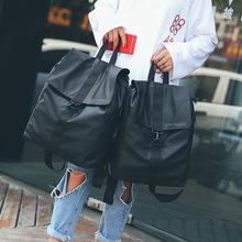 2019韩版防水运动轻便旅行后背包潮牌初中学生书包男女情侣双肩包