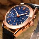 Đồng hồ nam thời trang, thiết kế thoải mái sang trọng, mẫu mới