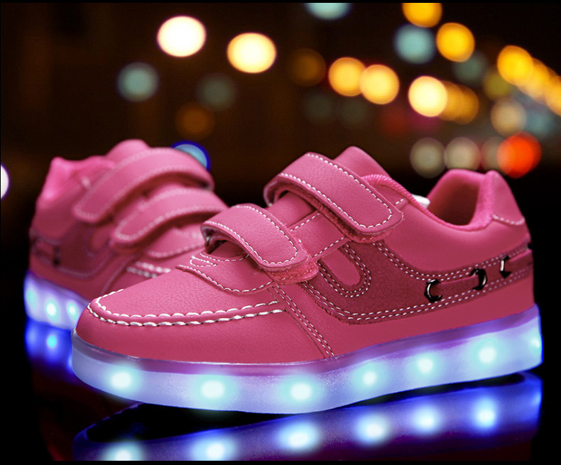 Wholesale kids led shoes