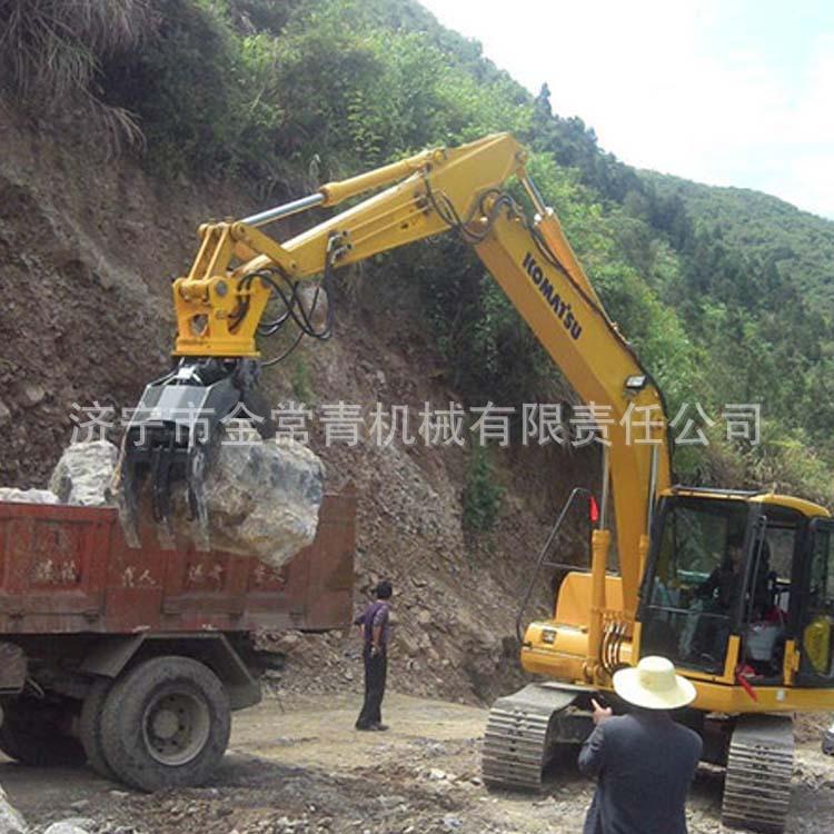 挖掘机抓木器 厂家直销 液压抓木器抓石器现货供应 各种型号