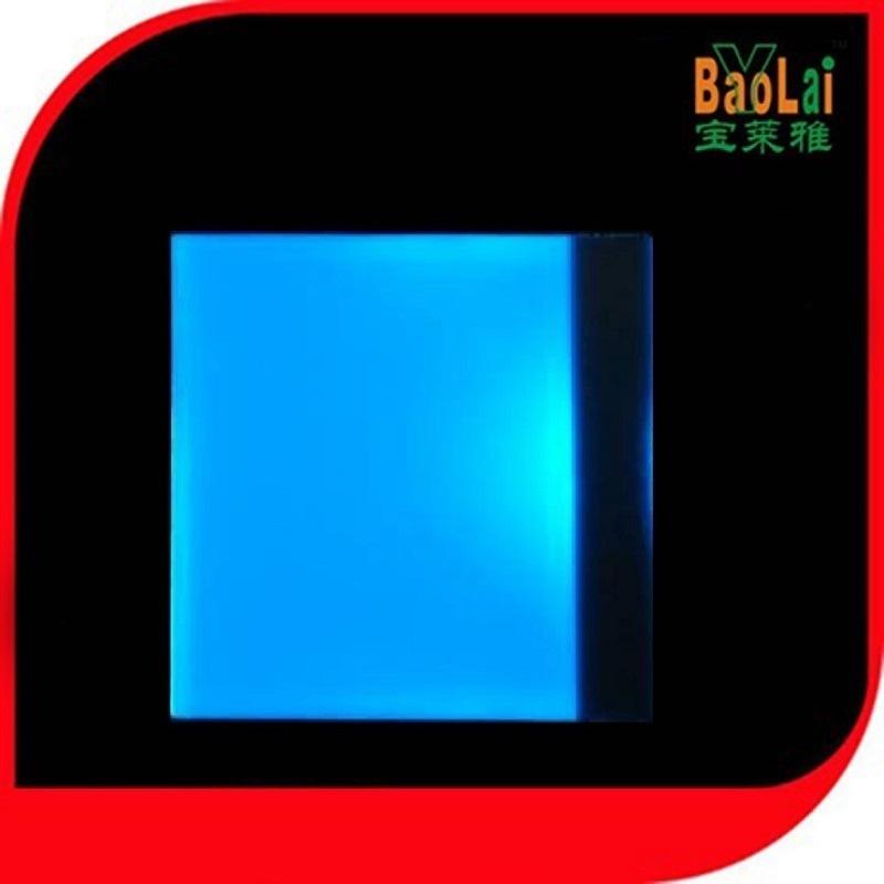 LED背光源批发 侧光式仪器仪表 工控数码背光源发光板红兰双色