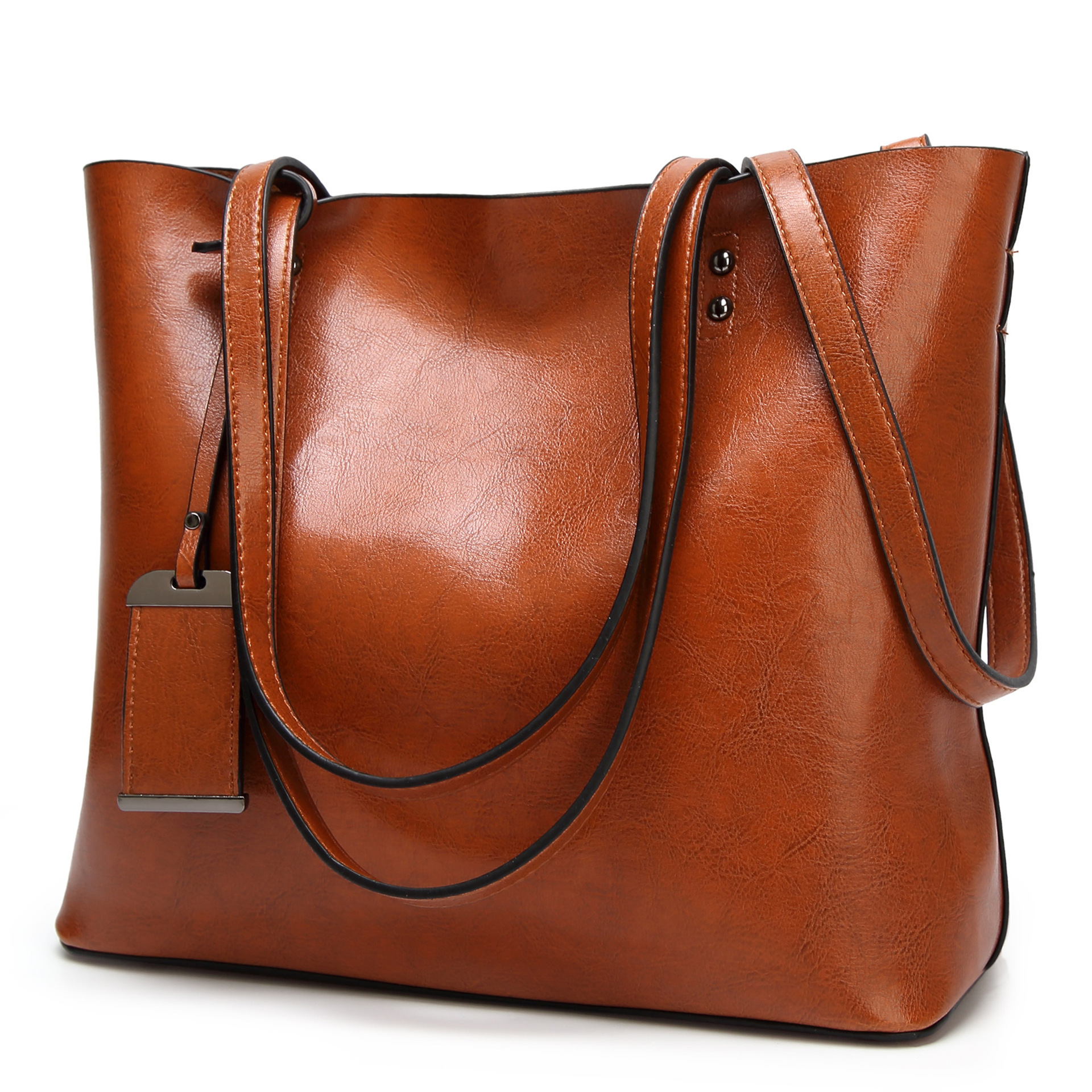 Europe And The United States 2019 New Women S Bags Cross Border Leather Fashion Handbags Shoulder Messenger Bag