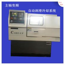 爆款推荐6130数控车床可自动送料CNC小型数控机床宁波厂家直销