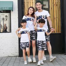 Áo gia đình thời trang, kiểu dáng năng động, phong cách mới