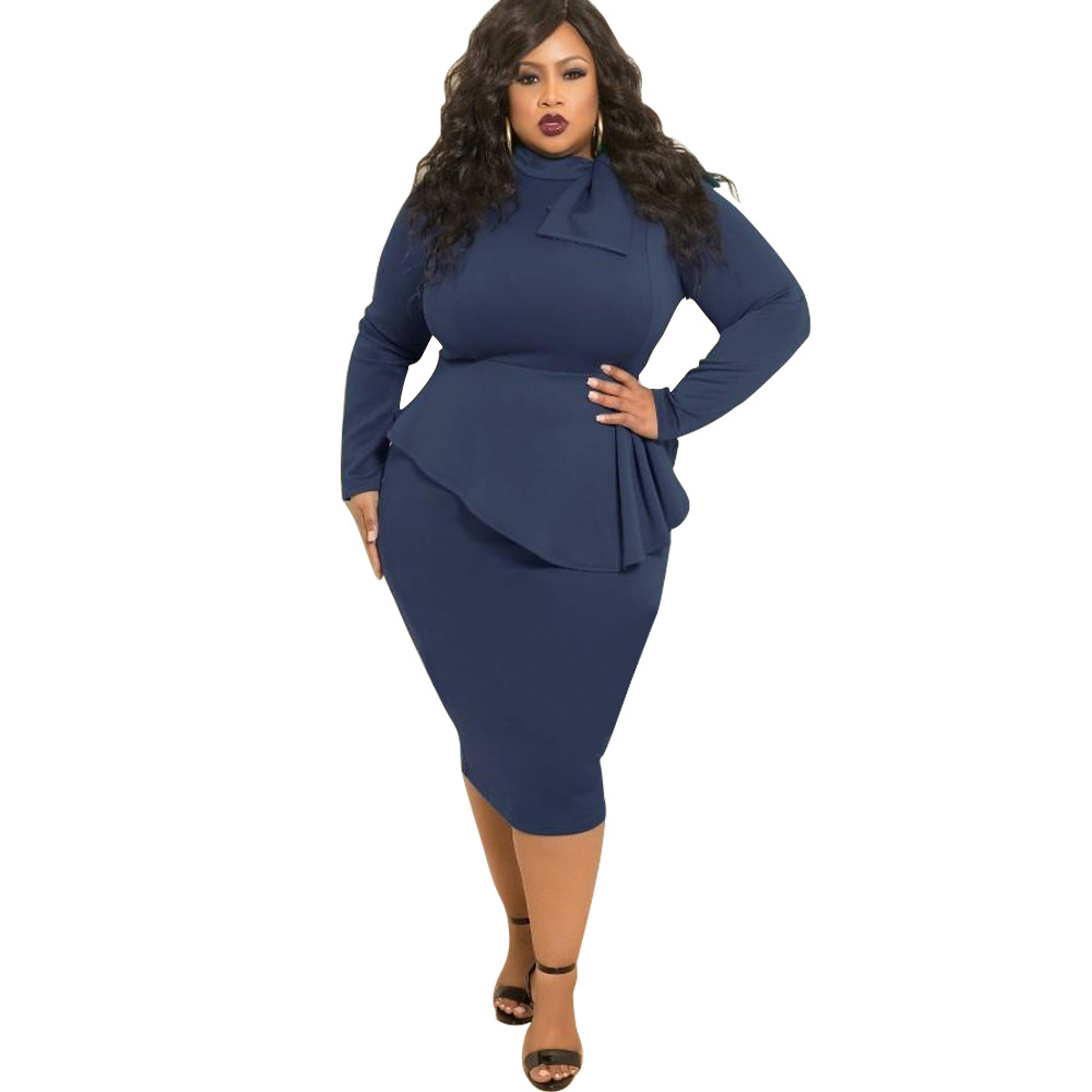 Womens Plus Size Business Dresses
