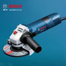 博世角磨机GWS750-100手磨机切割机博士手砂轮角向磨光机GWS7-100