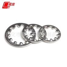 厂家生产批发GB861内齿锁紧垫圈 内齿介子 304不锈钢内齿垫圈