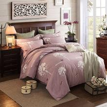厂家直销全棉秋冬保暖升级生态磨毛四件套床单床笠一件代发