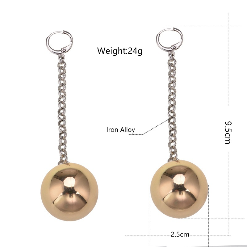 other alloyearring (Gold)NHYT0302-Gold