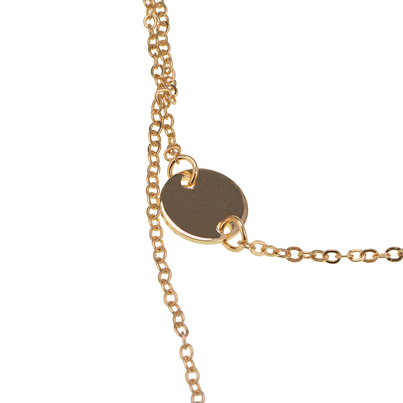 other coppernecklace (Gold)NHYT0332-Gold